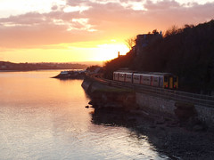 150233 Shaldon bridge, Teignmouth (1) (Marky7890) Tags: train railway devon teignmouth gwr sprinter fgw class150 shaldonbridge 150233 2t24