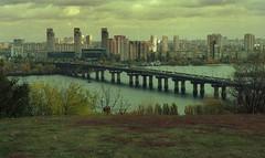 Киев 2015 (Towy-Yowy) Tags: film kodak 135 nikkor 35 kiev киев ektar c41 kogaku пленка niapon