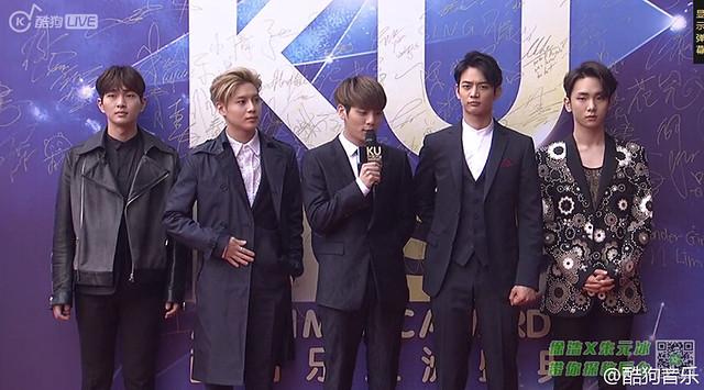 160329 SHINee @ 2016 KU Asia Music Awards' 25588692444_ae3be5216d_z
