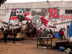 Casablanca Medina (simon_berlin62) Tags: world life street travel people colour photography graffiti market northafrica morocco arab maroc maghreb medina casablanca marokko ancienne  2016  nordafrika afriquedunord