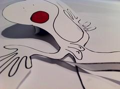 Eating me. (Kourni Tinoco) Tags: art diy nice comic drawing eat draw dibujo kt ilustracin boceto 2011 kournitinoco dibujoanimado eatingme
