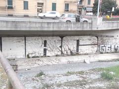 270 (en-ri) Tags: muro gelo wall writing graffiti genova crew zena bianco irc nero