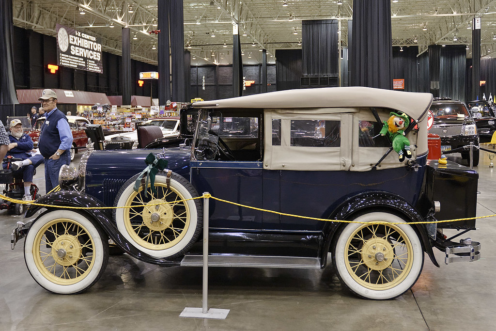The world 39 s best photos of ford and powered flickr hive mind for Usa motors cleveland ohio