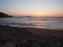 Campelo sunset (nO_VR) Tags: sunset espaa sun sol beach mar photo spain europa europe place picture playa olympus galicia galiza campelo omd ferrol solpor narn zuico olympusomd olympusomdem5markii