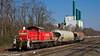 294 630-9 propels EK 54237 out of Duisburg Mannesmann (37001 overseas) Tags: duisburg mannesmann 54237 class294 wannheim 294630 ek54237