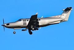 LX-JFK (GH@BHD) Tags: corporate aircraft aviation pilatus pc12 executive turboprop egac bhd belfastcityairport jetairfly bizprop lxjfk jetflyaviation