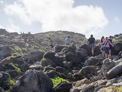 a steady stream (dolanh) Tags: hawaii maui trail nakaleleblowhole kahekilihighway
