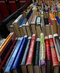 Reshelving (Edna Winti) Tags: public vancouver library vpl ednawinti