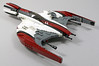 S20 Vulture Starfighter (MaverickDengo) Tags: infantry robot ship lego space military helicopter walker futuristic speeder mech hovercraft drone defenses starfighter