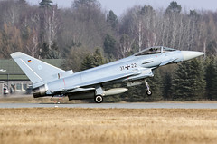 Laage Air Base (urkyurky) Tags: germany aviation eurofighter fighters luftwaffe laage ef2000 wwwpixelsniperscom