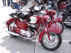 PUCH 250 SGS - 1954 (John Steam) Tags: salzburg vintage austria meeting 1954 motorbike motorcycle oldtimer puch motorrad 2014 hallein gasthof oldtimertreffen zweitakt kirchenwirt puchtreffen 250sgs doppelkolben