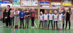 Kampioenen dec.2015: Mini's N3.1 en N6.1a