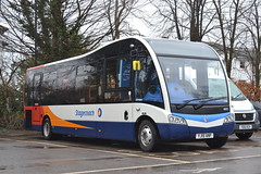 Stagecoach Cumbria & North Lancashire 48002 YJ15AMV (Will Swain) Tags: county uk travel england lake west bus buses march town britain district country north transport lakes lancashire vehicles cumbria vehicle seen 24th keswick stagecoach 2016 48002 yj15amv