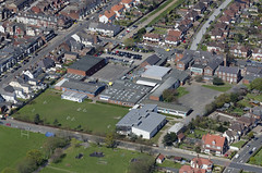 Great Yarmouth Aerial Images (John D F) Tags: school norfolk aerial greatyarmouth eastanglia aerialphotograph