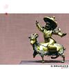 清 铜镀金善金刚像 首都博物馆 (kingkyyy) Tags: 北京 静物 雕塑 摄影 博物馆 佛 文物 清