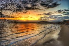 Santander (@sanerbaiocchi) Tags: ocean sea sky espaa beach beautiful beauty clouds landscape mar photo amazing spain paradise playa cielo nubes paraiso santander cantabria cantbrico