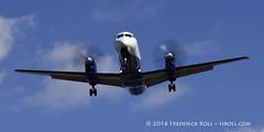 Eastern Airways Saab2000 ~ G-CERY ( Freddie) Tags: london londoncityairport newham e16 lcy royaldocks eglc runway27