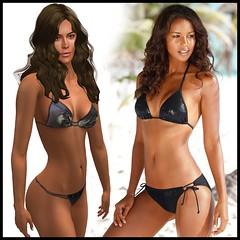 Compare SL & RL! (anna.ergenthal) Tags: fashion secondlife mode brazilia