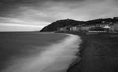 Aberystwyth (DavidRHScott) Tags: ocean longexposure sea wales nikon cymru aberystwyth promenade manfrotto machynlleth nd110 leefilters bigstopper