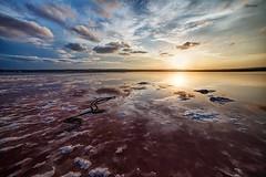 2013.08.27_MG_4231-La sal de la vida (vipuchol) Tags: paisajes sol landscapes agua salinas nubes sal reflejos torrevieja