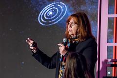 María Teresa Ruiz, astrónoma. III Festival de Ciencia de Antofagasta 2016