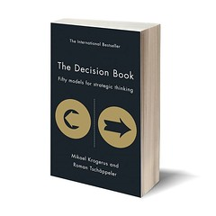 Un piccolo aiuto per prendere decisioni e cambiare il punto di vista.  Un libro al giorno per startupper, maker e innovatori