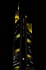 Bankturm Frankfurt (mheckerle) Tags: show light art station architecture lights licht frankfurt kunst kultur exhibition stadt architektur veranstaltung attraction lichter 2016 attraktion luminale sehenswuerdigkeiten fotofreunde