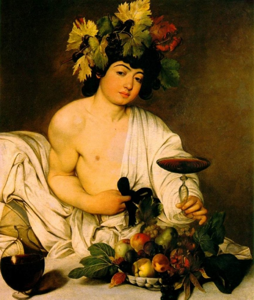 Thần Dionysus