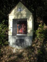 20111031Oberzeiring Kavarienberg (rerednaw_at) Tags: steiermark christus kapelle kalvarienberg oberzeiring 1fall 3station