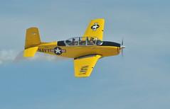 DSC_0805 (Eleu Tabares) Tags: sky airplane flying outdoor aircraft a45 beech