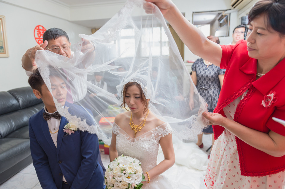 《婚攝 Kevin》渝宗 & 怡方 / 松山雅悅會館
