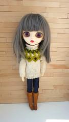 6 (Hongse_m) Tags: for sweater doll sale handmade ooak aussie custom bulma tangkou