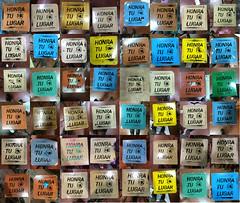 honra tu lugar (NAZZA STENCIL /////*) Tags: stencil bancos asientos plantillas plantilla uba fadu nazza nazzastencil facultaddearquitecturadiseoyurbanismo honratulugar