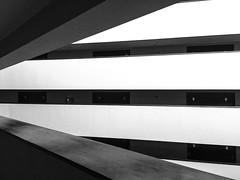 Atrium 3 (marktmcn) Tags: park parque blackandwhite holiday monochrome lines floors mexico hotel inn leon atrium monterrey nuevo storeys corridors fundidora