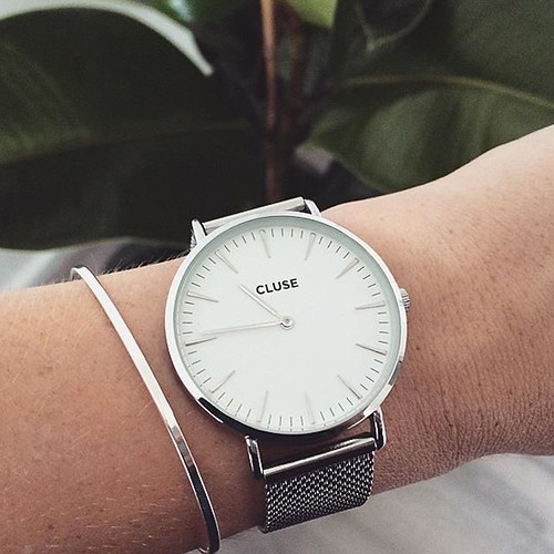 cluse watch (Photo: premiumwatchshop on Flickr)