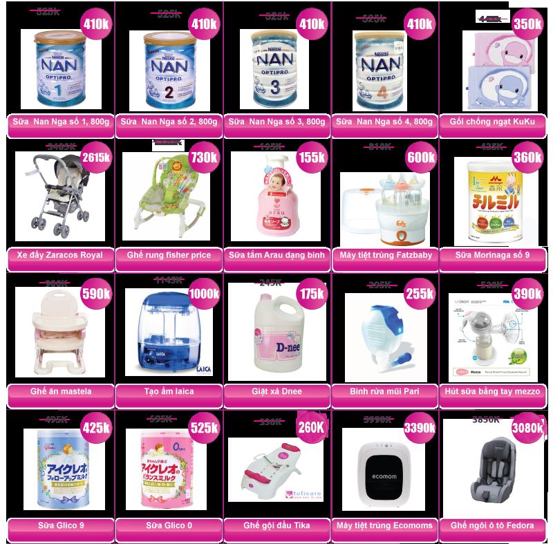 Lucky Friday: List sản phẩm giá vàng Online Thứ 6 ( 22/04/2016 )