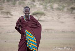Masai (KronaPhoto) Tags: africa portrait people tanzania outdoor masai portrett mennesker