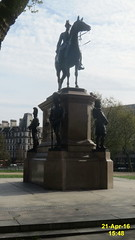 Duke of Wellington (davidshort) Tags: london statue dukeofwellington hydeparkcorner 2016