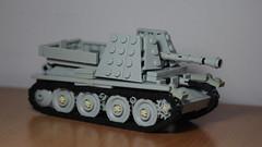 Marder III (38t) rework (italianww2builder) Tags: 3 war tank lego german ww2 custom build panzer marder 38t