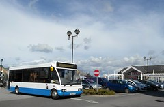 St Ives Bus Co YE52 FHR (timothyr673) Tags: solo stives optare
