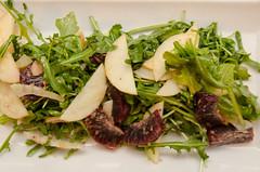 Chef Alex Ong 4/19-4/20/16 (UMassDining) Tags: orange alex salad dressing chef apples guest ong berk arugula