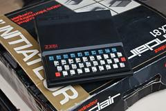 Sinclair ZX81 (zigazou76) Tags: sinclair zx81 jeuvidéo évreux halledesexpositions retrogamingdays