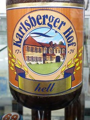 Karlsberger Hof (micky the pixel) Tags: beer museum germany deutschland bier flasche saarland karlsberg homburg etikette brauereimuseum mangelhausen karlsbergbrauerei karlsbergerhof
