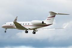 N2437 (sabian404) Tags: cn portland airport g6 hillsboro gulfstream hio khio gvi 6171 g650 glf6 n671ga g650er n2437