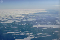 Sea Of Clouds (-ASD-) Tags: ocean blue sea color colour clouds landscape earth wide land
