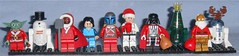 Lego - Star Wars Advent Calendar Figures (Darth Ray) Tags: from star advent calendar lego special years wars through minifigs various figures calendars collected