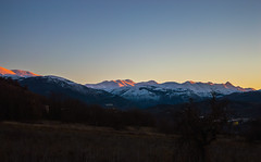 Alba (DarioMarulli) Tags: snow montagne nikon alba neve montagna paesaggio abruzzo laquila gransasso parconazionaledelgransasso d3200 nikonclubit