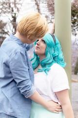 DSC_4062 (XRavenheartPH) Tags: moon cute girl couple cosplay persone haruka yuri cosplayer sailor neptune uranus michiru allaperto