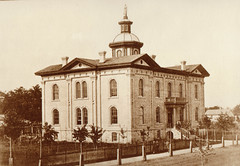 Columbia County Courthouse, Old, Newly Built