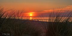 Cadzand Bad - 01101109 (Klaus Kehrls) Tags: strand meer sonnenuntergang urlaub zeeland niederlande dnen cadzandbad